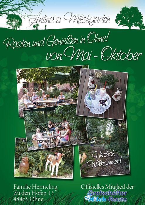 Antina's Milchgarten